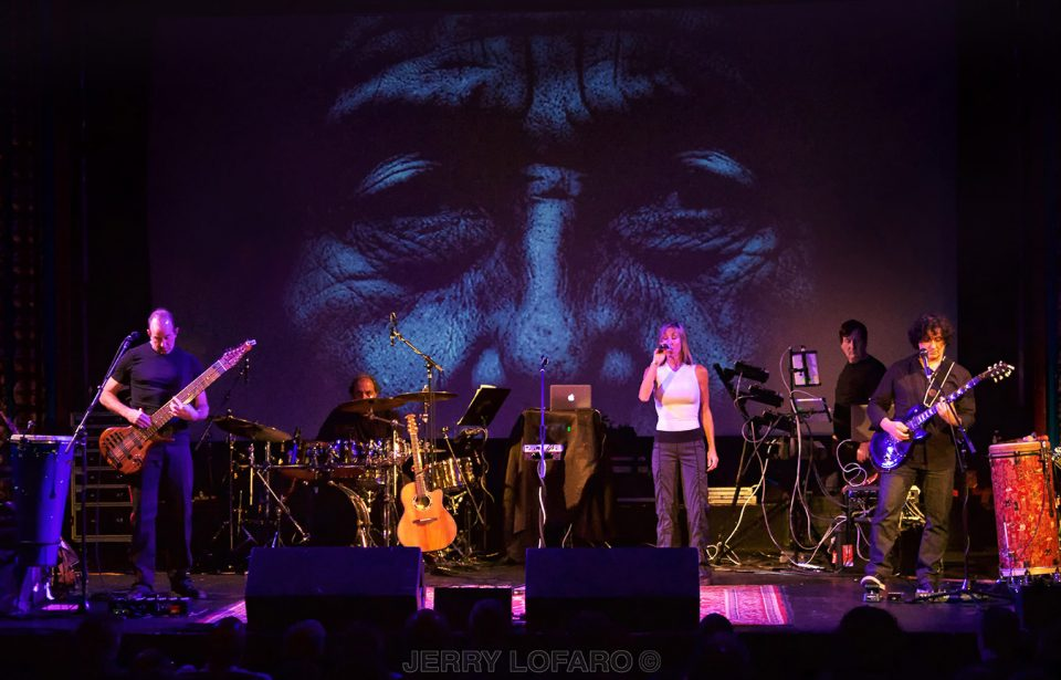 Security Project performing the music of Peter Gabriel and Genesis