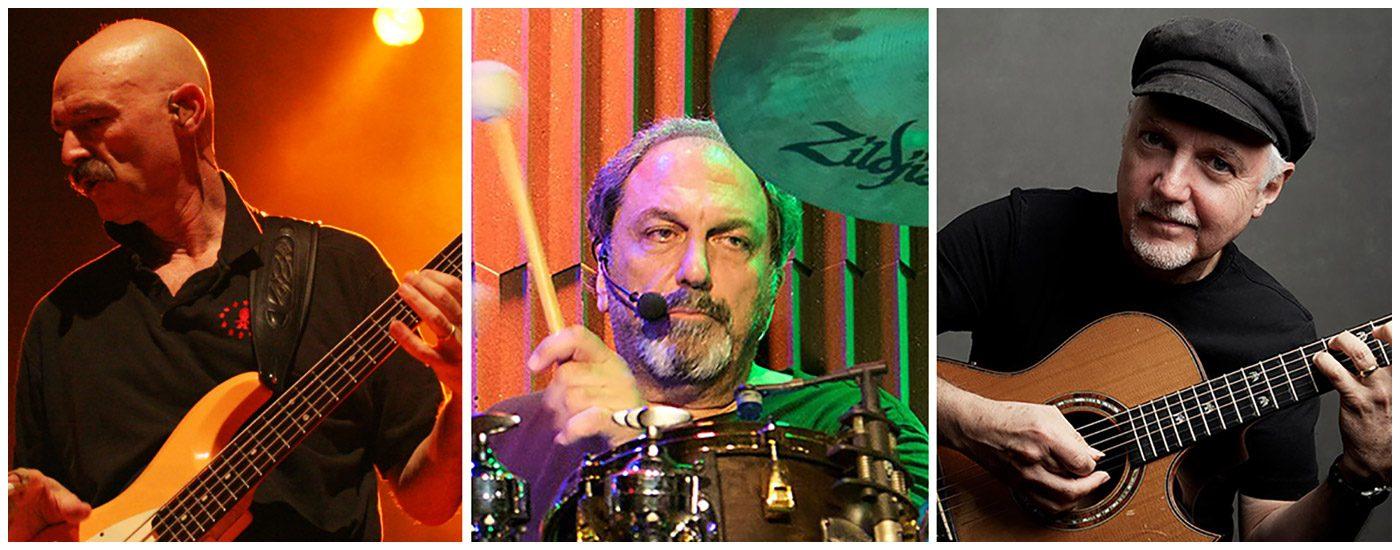 Phil Keaggy, Tony Levin, Jerry Marotta The Bucket List album